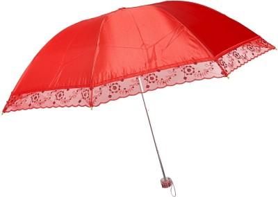 Bizarro Dome Shape- 3-Fold Umbrella