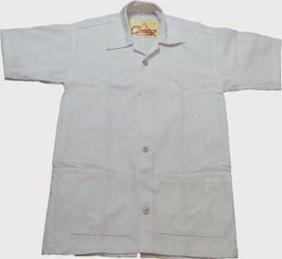 Cimco White Uniform Labcoat