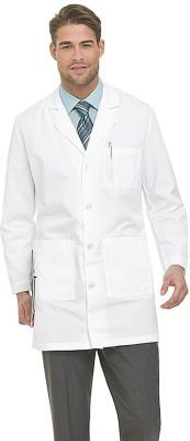Paras Ent White Uniform Labcoat