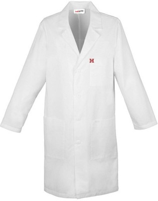 Healthgenie White Uniform Labcoat