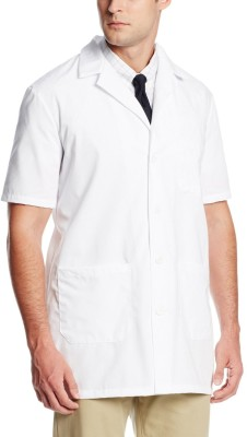 Vair White Uniform Labcoat