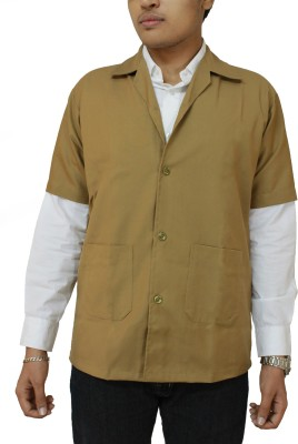 Vair Brown Uniform Labcoat(Chennai)
