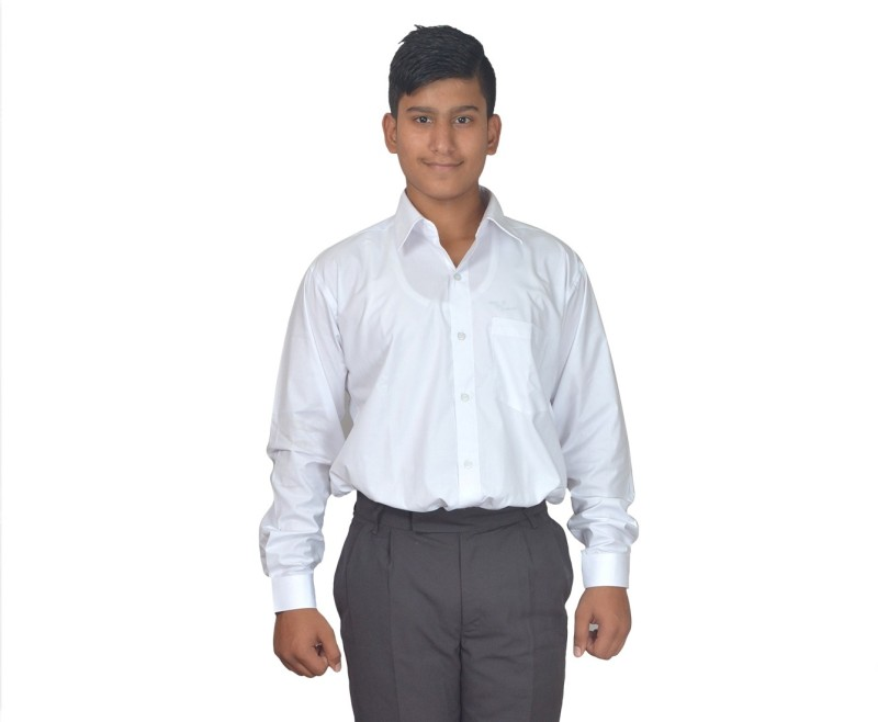 Evershine White Uniform Shirt(Chandigarh)