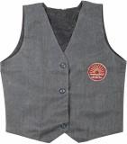 Balaji Uniforms Grey Uniform Waistcoat (...