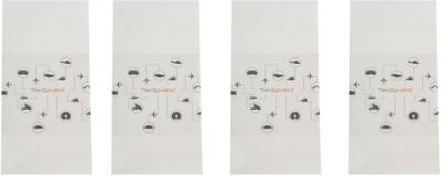Travelkhushi Sickness Bag Vomit Basin(1.8 L White)