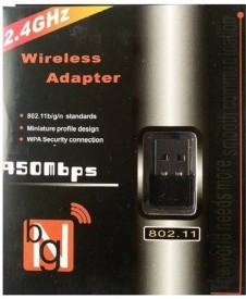 Techon TO450M USB Adapter(Black)
