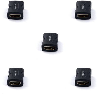 Storite 5 Pack HDMI Extender Coupler USB Adapter