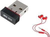 Tera byte 450 Mbps 802.11N USB Adapter(Black)