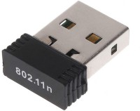 Speed Wifi 802.11n USB Adapter(Black)