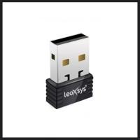Leoxsys LEO-AP150N USB Adapter(Black)