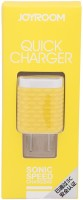 Joyroom JR L100 USB Adapter(Yellow)