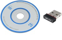 Tera byte 802 Wi-Fi Receiver 500Mbps 2.4Ghz 802.11B/G/N 2.0 Wireless Wi-Fi Network USB Adapter(Black)