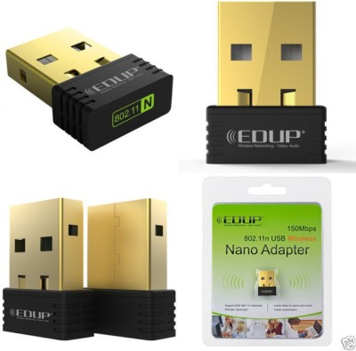 EDUP 8553 USB Adapter(Black)