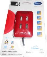 Quantum QHM 6633 USB Adapter(Red, Blue, Black, White)
