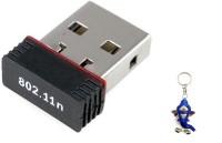 Terabyte 2.4Ghz Wireless Wifi 500Mbps Dongle 2.0 Network NANO Wifi Dongles USB Adapter(B