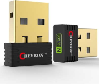 Chevron 150 Mbps Wireless N Nano Wi-Fi V2.0 USB Adapter