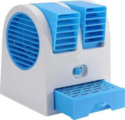 Gold Dust Portable Mini Air Conditioning QUAHB_168 USB Fan