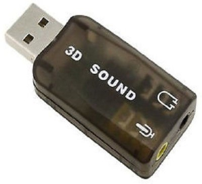 Live Tech USB Audio Controller SC-01 Sound Card