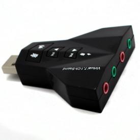 NewveZ Airoplane Viritual 7.1 USB Sound Card