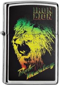 Zippo Bob Marley Iron Lion 28844/N USB Cigarette Lighter