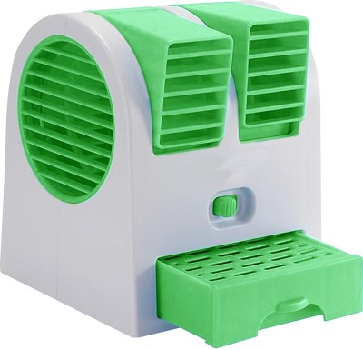 Gold Dust Portable Mini Air Conditioning QUAHG_168 USB Fan