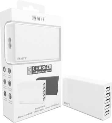 MTT 5 Port Intelligent 40W/8A Charging USB Hub