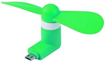 JRB Premium Design OTG flexible portable mini USB Fan