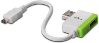 Tech Gear Micro USB Charging Cable With USB Hub