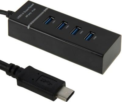 Q3 USB 3.0 Super Speed 4 Port Clapper Board