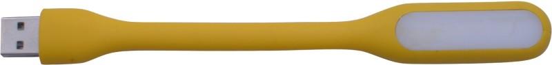 Sunnex Flexible Lamp For Computer Notebook Laptop Pc, Energy Saving S 1 UG Led Light(Yellow)