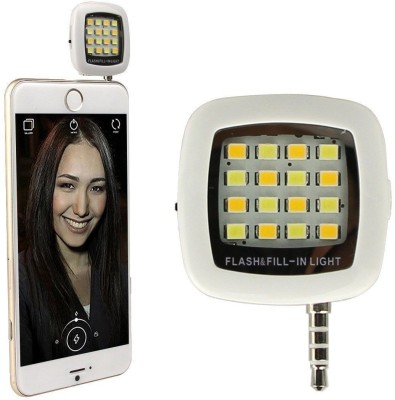 Giftico Flash light selfie 2016 Hot sale Mini Universal Night Using Enhancing camera Fill-in LED Flash light selfie Led Light