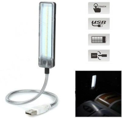Axcess LED-05 Portable USB eye-protected led table lamp Mini feather touch control ON/OFF Led Light