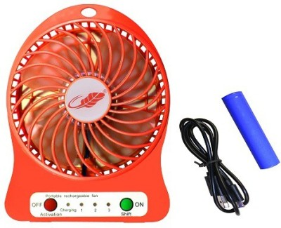 Casotec USB Fan 275030 Portable Fan USB Fan