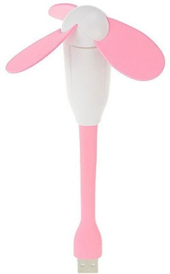 Finger's Dragonfly Design Flexible Portable Mini Dragonfly USB Fan