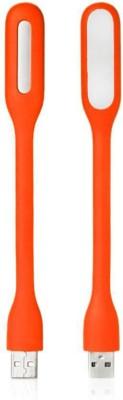 Wowobjects Orange Led Usb Lamp ORNAGE_LAMP_22 Led Light