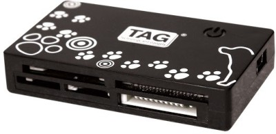 TAG All In 1 Card Reader With Cf Slot Laptop Accessory