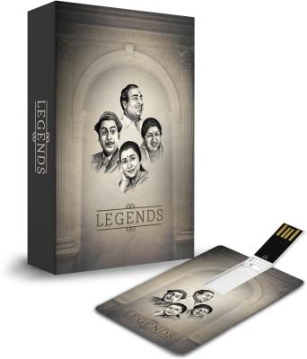 Saregama LE01 Legends USB Flash Drive