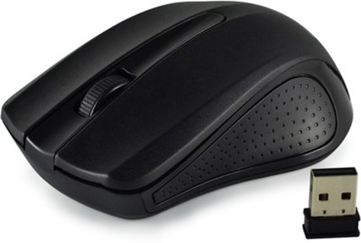 Cliptec RZS846BK Trax 2.4GHz, 1200DPI with USB Stick Wireless Optical Mouse