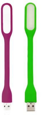 Wowobjects Purple,Green Led Light