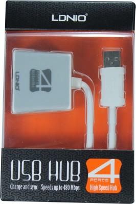LDNIO High Speed HS-01 4 Port USB Hub