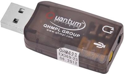 Quantum QHM 623 Sound Card(Black)