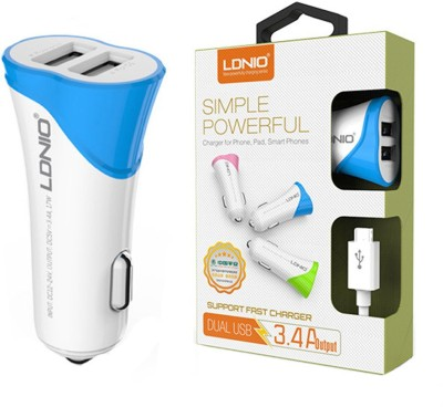 LDNIO Simple Powerful 3.4 A Output USB Charger