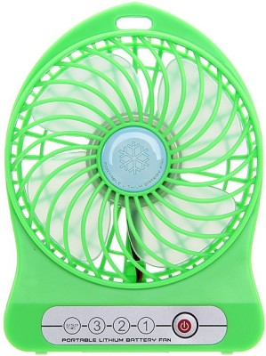 Galexy Portable, Portable, Battery Operated Powerful Rechargeable USB Fan