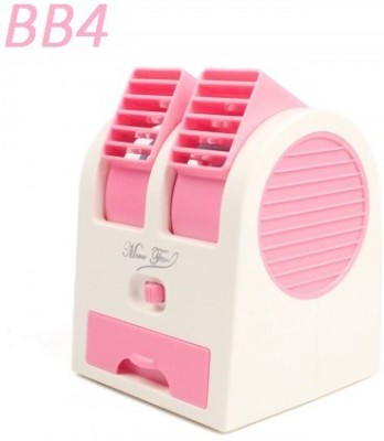 BB4 Mini PERFUME Fragrance TURBINE Air conditioner Cooling water cooled HB-168 USB Fan