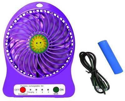 Casotec Potable Fan 275038 Potable Fan USB Fan