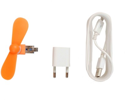HENCH mobile plus -0078 combo plus -0078 USB Cable, USB Charger, USB Fan