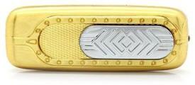 PIA INTERNATIONAL WITH UV LIGHT GOLDEN USB Cigarette Lighter