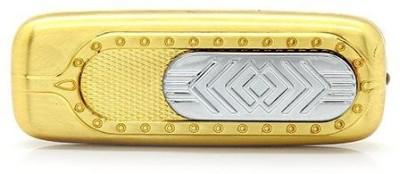 Pia International WITH UV LIGHT GOLDEN Cigarette Lighter