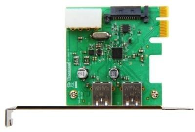 Transcend USB 3.0 Pci Expansion Card? PDU3 Expansion Card