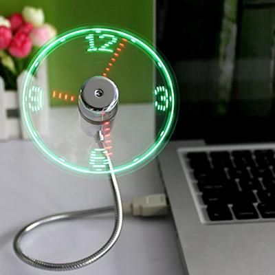 Hewitt usb fan clock HWCF-0001 USB Fan